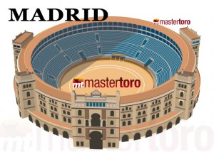 Madrid bullring