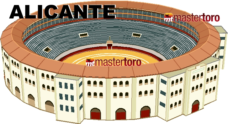 Alicante Bullfight tickets - Alicante Bullring