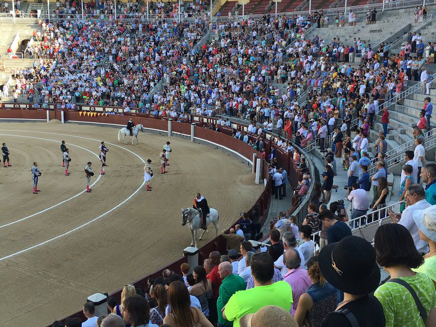 Madrid bullring to be renovated in winter 2017